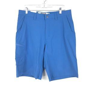 Mountain Khakis Men's Cruiser Short Blue New